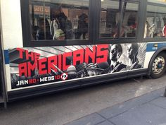 The Americans - NYC - Feb 13