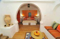 A Vintage Tunisian Guest Room