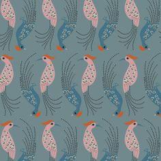 Pattern by Bikini sous la Pluie