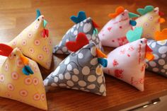 My Easter chick juggling sacks! I used the free Red Ted Art tutorial.