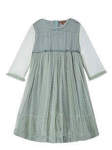 I LOVE GORGEOUS Priscilla spotted dress 2-12 years