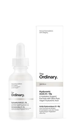 Hyaluronic Acid 2% + B5 - 30ml by The Ordinary.