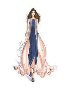 Fashion Illustration with Copics | Copic