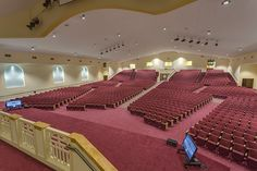 Bobbitt Design Build was selected by Mount Moriah Baptist Church to build its 50,000+ square-foot new sanctuary and support facilities.