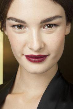 Backstage Beauty: Dolce & Gabbana Spring/Summer 2015