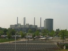 Wolfsburg, Germany, home of Volkswagen.