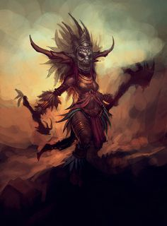 diablo 3 female witch doctor