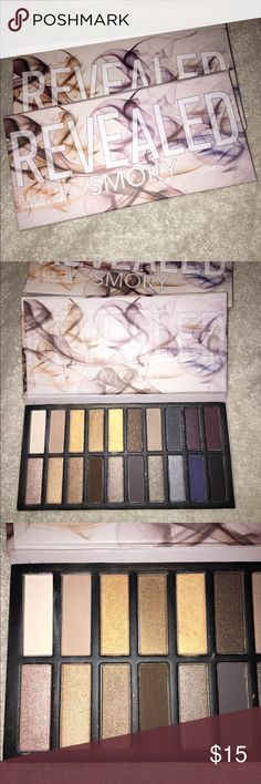 Coastal Scents Smoky Palette coastal scents smoky pallet! Very comparable to urban decay smoky eyeshadow palette!! Brand New!! coastal scents Makeup Eyeshadow