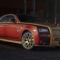 Mansory Rolls-Royce Ghost Series II