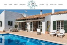 Il sito di Casa Bonita Menorca ~ The Web Page of Casa Bonita Menorca ~ La web de Casa Bonita Menorca #CasaBonitaMenorca #travel #Baleares #viaggi #mare #Mediterraneo