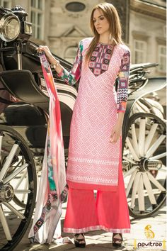 Add the fashionable touch with this light pink and red chiffon printed salwar suit with discount. It is gorgeous with fine printed work all over. Buy it with discount. #salwarkameez, #cottonsalwarkameez, #casualsalwarlameez, #printedsalwarkameez,#churidarsalwarkameez, #discountoffer, #pavitraafashion, #utsavfashion, #embroiderysalwarsuit, #georgettesalwarsuit, #silksalwarkameez, #straightsalwarsuit http://www.pavitraa.in/store/casual-dress/ callus:+91-7698234040