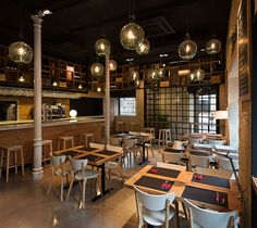 PaCatar Restaurant by Donaire Arquitectos, Seville   Spain hotels and restaurants
