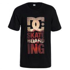 DC Shoes Tower SS tee-shirt homme black - white 32,00 € #dc #dcshoes #dcshoecousa #dcskateboarding #skate #skateboard #skateboarding #streetshop #skateshop @playskateshop