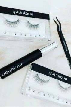 """We are NOW LAUNCHING """"Magnetic Lashes"""" that are a bit different from the boat load of lashes that I have tried over the years. We have (2) styles available called 'inspiring' + 'encouraging' and one of the best magnetic liners in the industry that holds the lashes for up to 10 hours.... 💥 heat + humidity resistant 💥 10 hour wear 💥 vegan silk lashes 💥 lasts up to 60 wears [if taken care of] Taking PRE-ORDERS..... Click the picture for all the pricing details"""