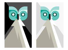 Night & Day Owl set by Josh Brill