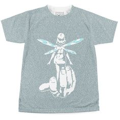 The Blue Fairy Book T-Shirt where whole book is printed on shirt- have the blue fairy book from my grandfather