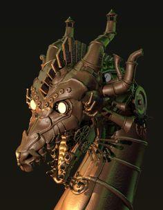 Dragon City dicas: Steampunk Dragon (Dragão Máquina a Vapor)                                                                                                                                                                                 Mais