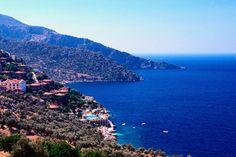 West Mediterranean Coast, Turkey  West Mediterranean Coast near Kas