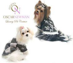 Oscar Newman Dog Clothes, Luxury