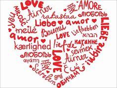 Kærlighedssprog er et genialt koncept, som forklarer hvorfor det ikke altid fungerer med kæresten!