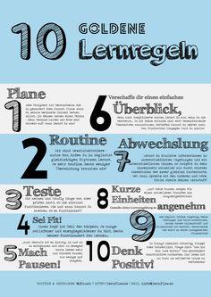 10 #Lernregeln #Lernen #Uni #studieren #studi #bwl #jura #lehramt #lerstrategie #produktivität #effizienz #büffeln #klausur #universität