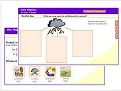 Resource: Some tools for students to plan and design their projects, represent ideas and map sequences.