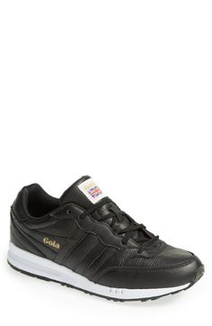"GOLA ""Samurai"" Leather Sneaker"
