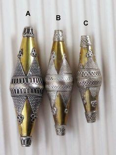 Kazakh beads  http://tribalmuse.com/
