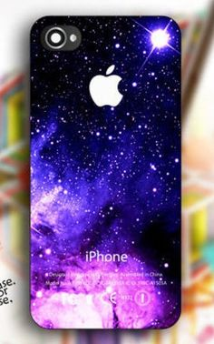 Galaxy iPhone Case!<3