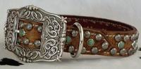 Western dog collar <3