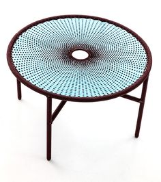Table Banjooli, Sebastian Herkner (Moroso)