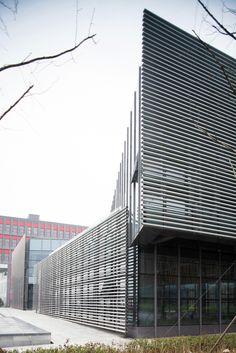 Galería de Parque tecnológico Nanjing Hongfeng, edificio A1 / One Design - 11