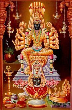 Saraswati Goddess, Kali Goddess, Indian Goddess, Shiva Shakti, Shiva Hindu, Lord Ganesha Paintings, Lord Shiva Painting, Ganesha Art, Durga Images