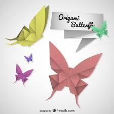 Resultado de imagen para mariposas de origami