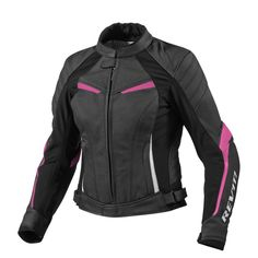 The Xena ladies jacket has been a favorite for many female riders around the world. This season it comes in irresistible fuchsia