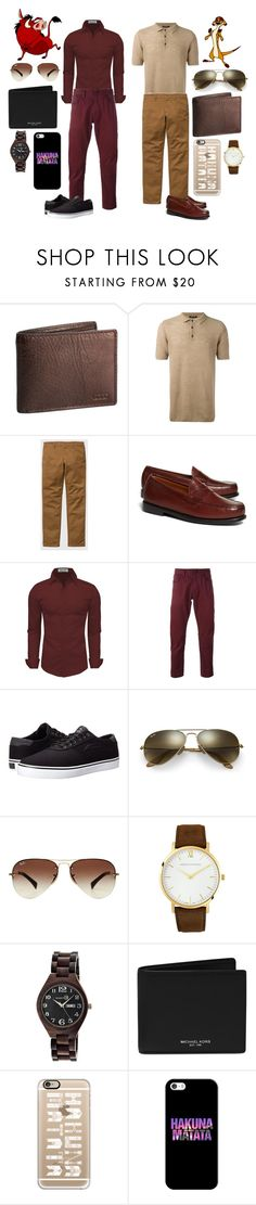 """""""Timon and Pumba"""" by annacastrolima ❤ liked on Polyvore featuring Disney, Lauren Ralph Lauren, Roberto Collina, Carhartt, Brooks Brothers, Armani Jeans, Lakai, Ray-Ban, Larsson & Jennings and Earth"""