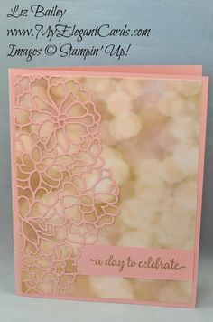 My Elegant Cards - Page 5 of 153 - Liz Bailey - Independent Stampin' Up! Demonstrator