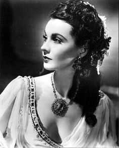 Vivien Leigh...she was so beautiful...