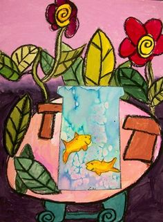 Matisse Fish Bowl
