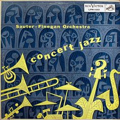 Sauter Finegan Concert Jazz - Jim Flora