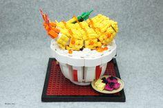 Lego Fried Shrimp Bowl