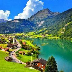 Lugar extraordinário na Suíça (100 pieces)