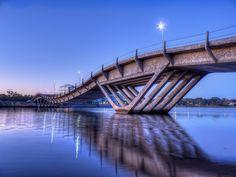 Puente de la Barra, Punta del Este, Uruguay
