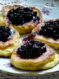 Polish Recipes, Polish Food, Tortellini, Easy Cooking, Pancakes, Food And Drink, Menu, Lunch, Breakfast