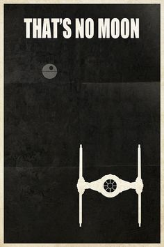 Star Wars poster by Jason Christman (Minimalist Art)