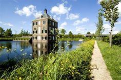 Hofwijck, de buitenplaats van Constantijn huygens - Geschiedenis van Zuid-Holland