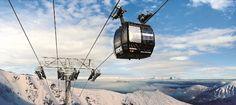 Jasna Chopok, Tatrzańska Łomnica, Stbske Pleso, Stary Smokovec, narty - snowboard, Słowacja, Nowy funitel