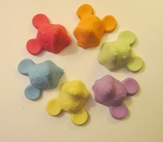 Mickey Mouse Chalk