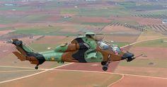 Tigre HAD La nueva versión, conocida como HAD (Helicóptero de Ataque y Destrucción),