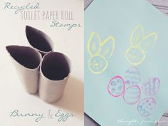 Source:loveandmarriageblog.com 4. Thread Spool Bunnies I just love, love, love these thread spool bunnies. The best part about these is that your kiddos can really customize theirs and make it their own. From what washi tape they wrap it in, to what face they make on their bunny, to what color pom pom and pipeContinue Reading...